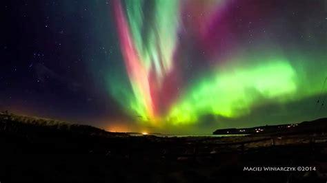 Northern Lights Cahaya Kutub Nora keajaiban alam keajaiban alam yang timbulnya di