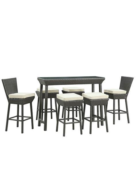 seaside outdoor furniture seaside outdoor dining set modern furniture brickell