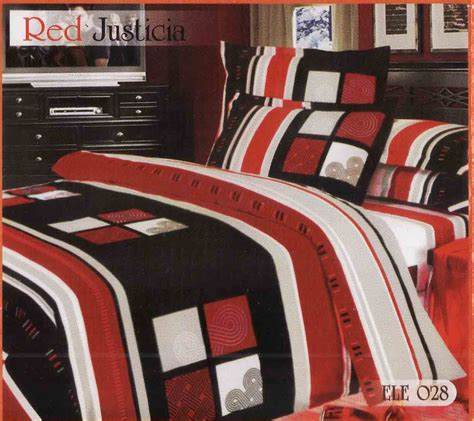 Sprei 160 Bantal 4 Oscar jual bed bed cover balmut bed cover embassy