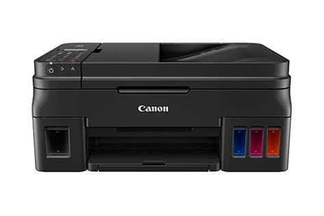 Printer Canon Jet canon pixma g4200 cost effective megatank inkjet printer