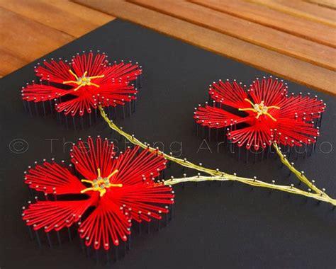 Flower String Patterns - 25 melhores ideias sobre arte de barbante e prego no