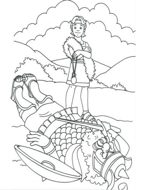 escuela dominical dibujos para colorear p colorear david y goliat maestro de escuela dominical