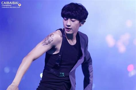 exo chanyeol hand tattoo chanyeol tatts appreciation k pop amino