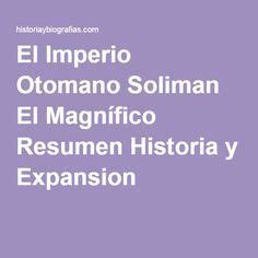 imperio otomano resumen otomano on
