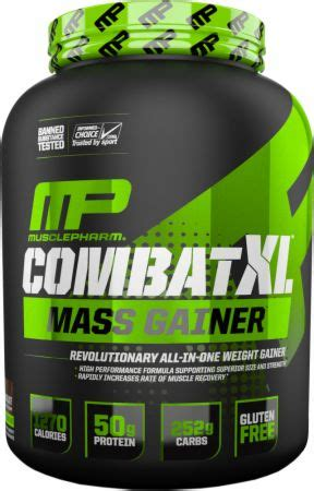 best protein mass gainer musclepharm combat xl mass gainer at bodybuilding