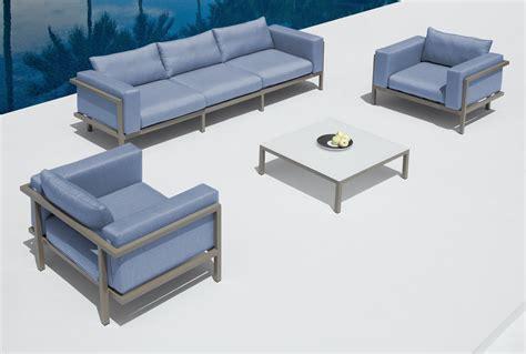 sofa and coffee table set renava sardinia sofa two chairs and coffee table patio set