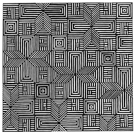 Repeat Pattern Drawing | easy to draw patterns joy studio design gallery best