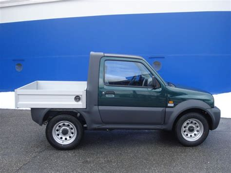 Suzuki Jimny Ute Difflock View Topic Home Made Flatbed Ute