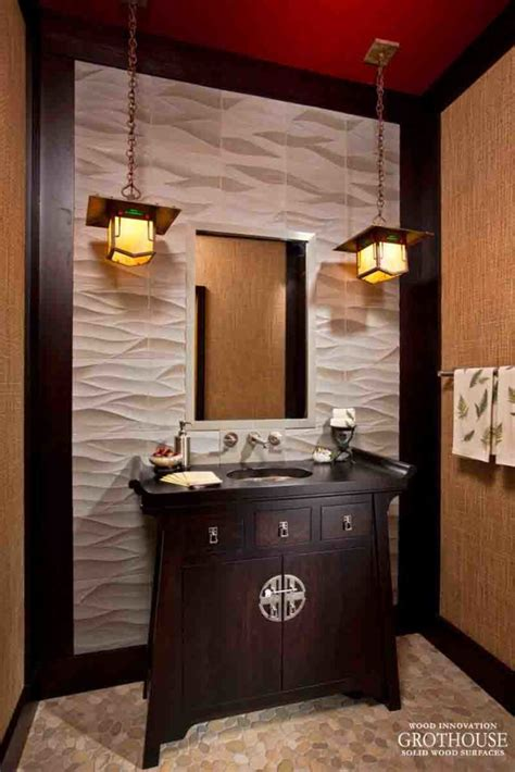 Japanese Bathroom Lighting Wood Bathroom Countertops Wood Countertop Butcherblock And Bar Top