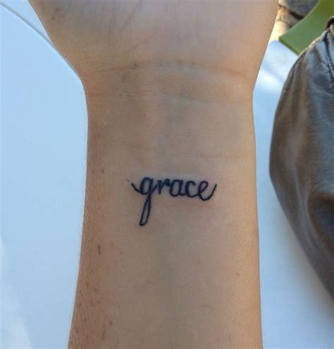 quot grace quot wrist sick bro grace