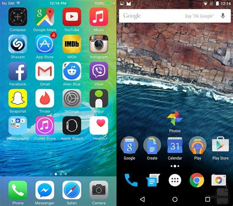 android m key android m features that swiped from ios bgr