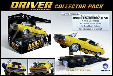 driver challenge driver san francisco collector s edition ps3 zavvi