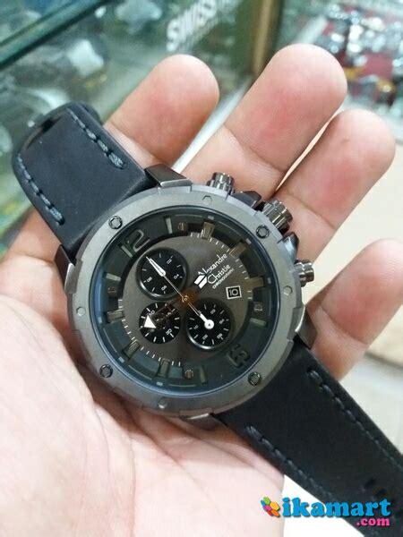 Alexandre Christie Ac 6410 Wanita Black Original jam alexandre christie ac 6410 black original jam tangan