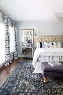 rug for bedroom inspired by blue patterned statement rugs the inspired