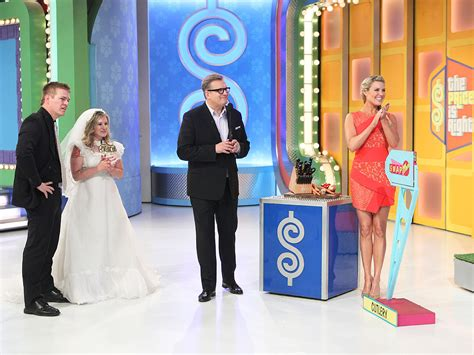 Price Is Right Sweepstakes - the price is right drew carey performs mass wedding