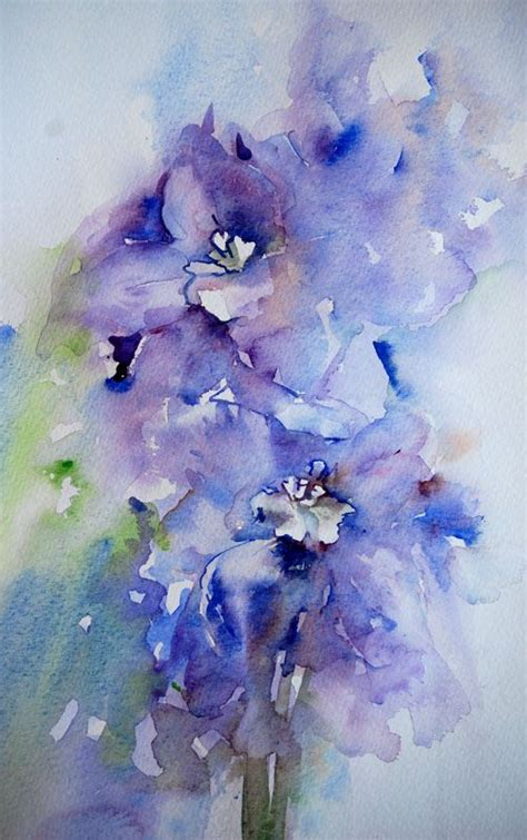 Bilder Zum Selber Malen 4077 by The Magic Of Watercolour Painting Gallery Jean