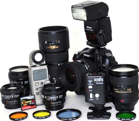 where to buy and rent photography equipment