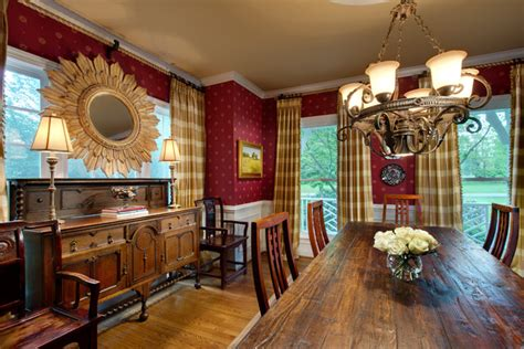 Eclectic Traditional Dining Room Eclectic Dining Room Traditional Dining Room