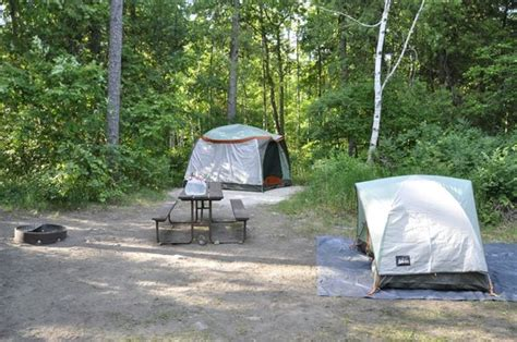Door County Wisconsin Cgrounds by Cground At Peninsula State Park Reviews Fish Creek