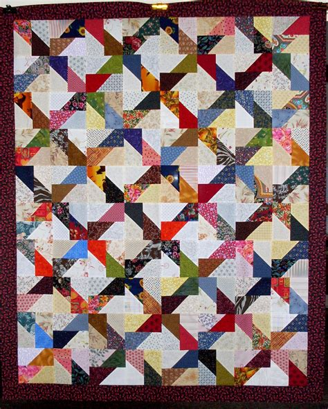 quilt pattern rectangles t scrappy split rectangles quick quilt using scrappy