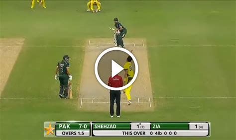 Vs Only pakistan vs australia only t20 highlights