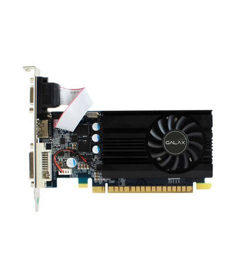 Sold Out Ati Radeon R7 240 Ddr5 1gb Mulus galax nvidia geforce gt 730 1 gb ddr5 exoc buy galax