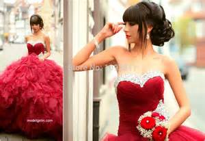 2015 red christmas bridal gowns from reliable dress chemise suppliers