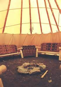 tipi teepee rental stay overnight in a tipi in a