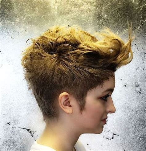 edgy haircuts san francisco 25 best ideas about curly mohawk on pinterest curly