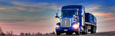flatbed trucking air surface logistics