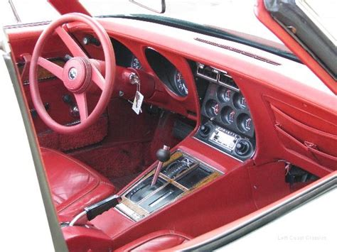 1976 corvette stingray interior img 6695