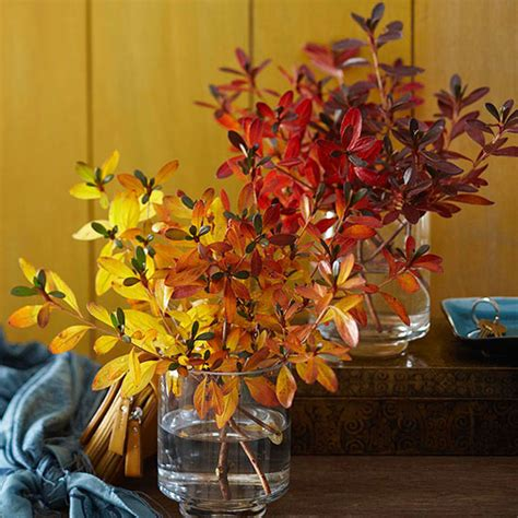 fall decorations to make at home fall decorating use nature for fabulous fall decor