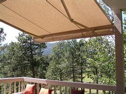 Sunsaver Awnings by Littleton Awnings Patio Awnings Solar Shades