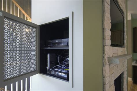 How To Hide A Tv In Your Living Room by New Strategies For Artfully Hiding The Tv