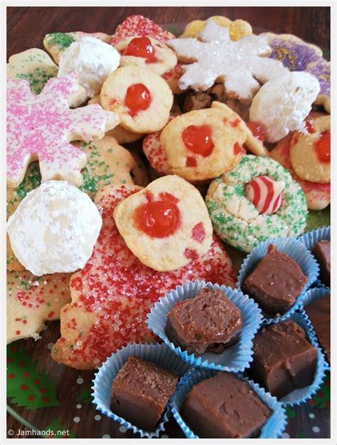 jam hands christmas cookie tray recipes jamhands net