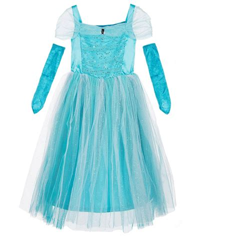 design dress up dress up by design girls turquoise sparkle princess