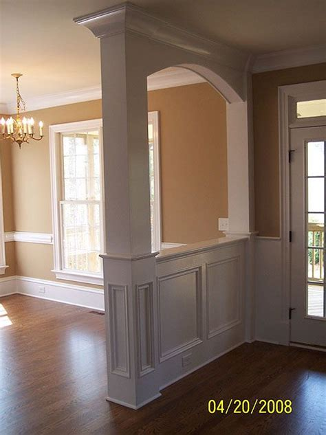 interior column designs trim interior columns interior woodworks inc