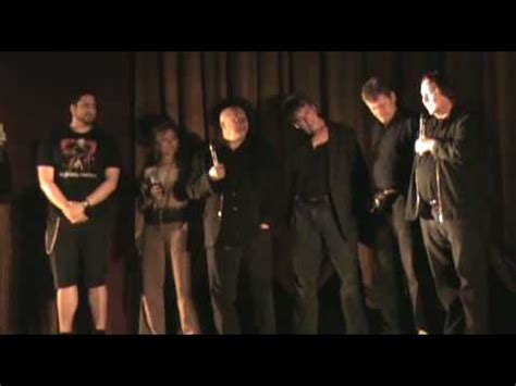 my bloody actors rue morgue presents my bloody with cast and crew