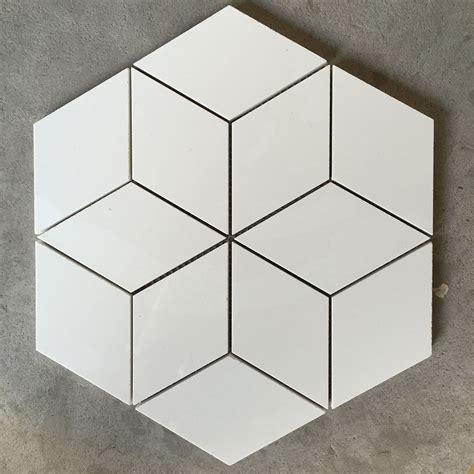 fliese hexagon raute kombination fliesen hexagon fliesen mit blumenmuster