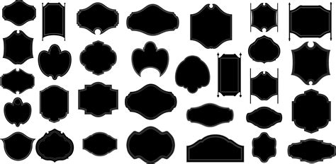 shape templates for photoshop 12 vector sign shapes images sign shape templates