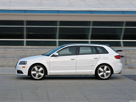 Audi A3 S Line 2008 by Fotos De Audi A3 Sportback S Line Usa 8pa 2008 Foto 4
