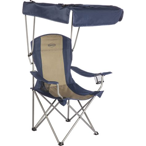 Folding Chair With Shade by K Rite Folding Chair With Shade Canopy Cc463 B H Photo