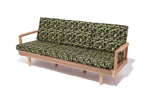 Bape X Karimoku Furniture Hypebeast