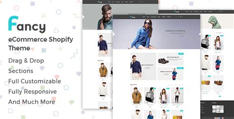 shopify themes breadcrumb fancy ecommerce shopify theme download fancy