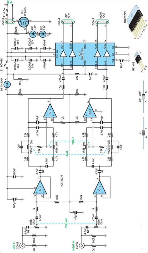 Power Lifier Wisdom La 3000 1000 watt lifier schematic get free image about