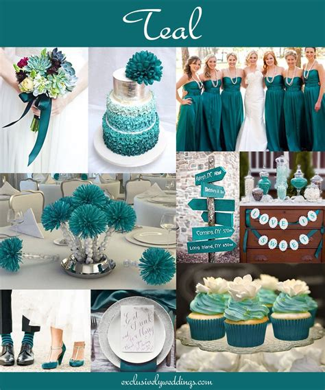 teal blue wedding ideas teal blue popular wedding colors wedding colors wedding