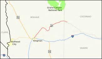 file arizona state route 66 map svg wikimedia commons