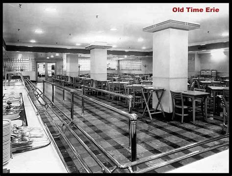 old time erie boston store cafeteria shines