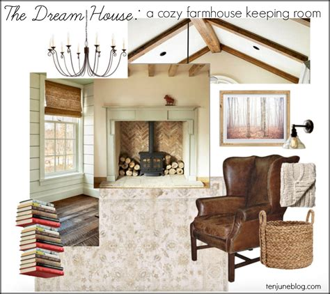 keeping room ten june the house a cozy farmhouse keeping room