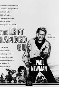 paul newman rotten tomatoes the left handed gun 1958 rotten tomatoes
